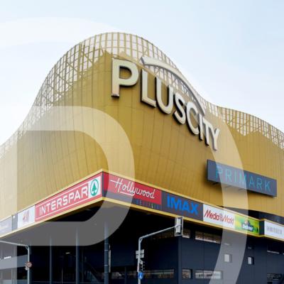 Pluscity Fassade