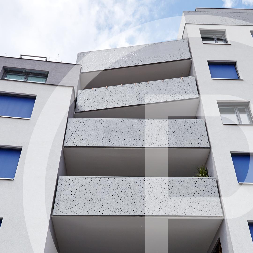 Prometall Wohnhausanlage Anton Freunschlaggasse, Wien