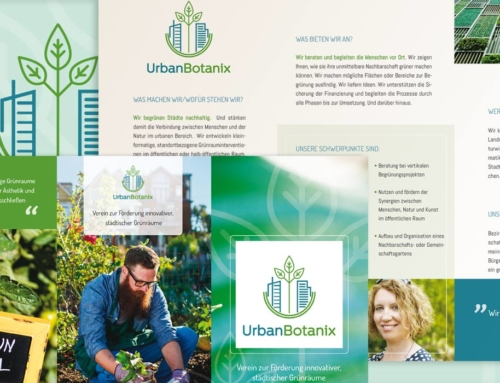 UrbanBotanix. Es grünt so grün.