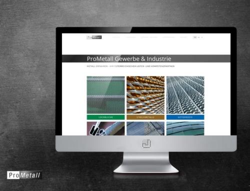 ProMetall  für Gewerbe und Industrie ist online!