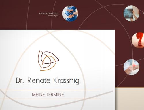 Dr. Renate Krassnig. Eine Ärztin, die bewegt.