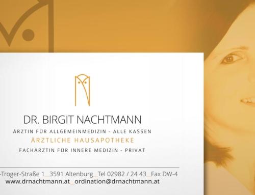 Die Dr. Nachtmann Eule.